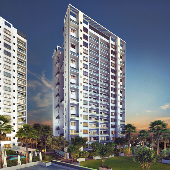 Monarch Coast Apartments: Reputed Builders In Pune